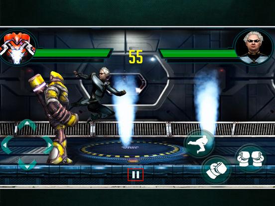 Modern Robot fight 3D : New Game 2016 screenshot 8