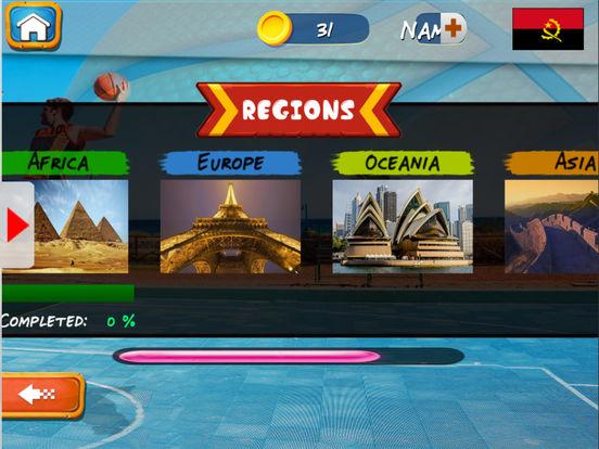 Beach Basketball 2k17: NBA slam dunk hoops trainer screenshot 10
