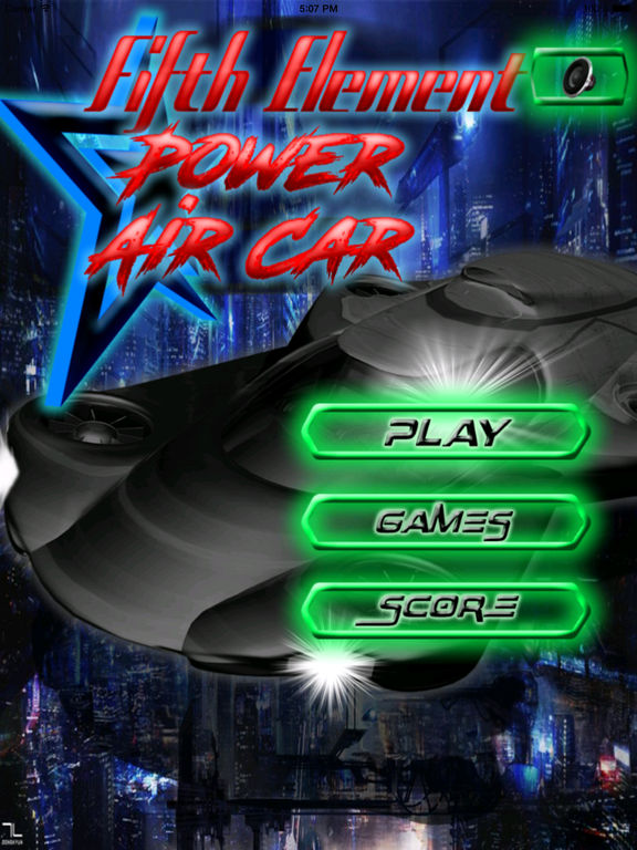 A Fifth Element Power Air Car Pro -A Hypnotic Game screenshot 6