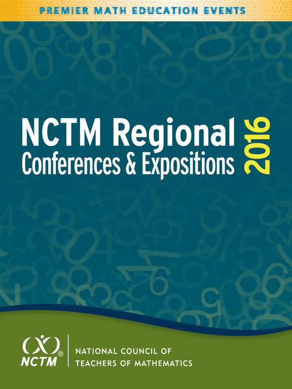 NCTM 2016 Regional Conferences screenshot 4
