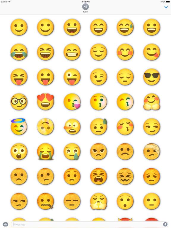 Amazing Emoji • Stickers screenshot 6