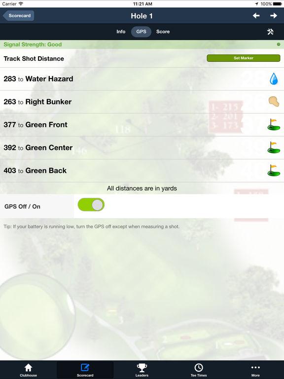 TPC Kuala Lumpur screenshot 6