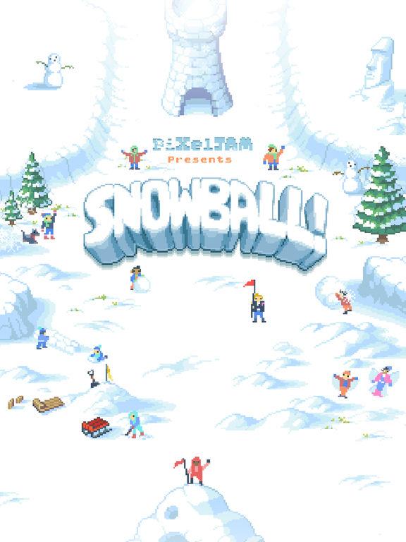 Snowball!! - GameClub screenshot 8