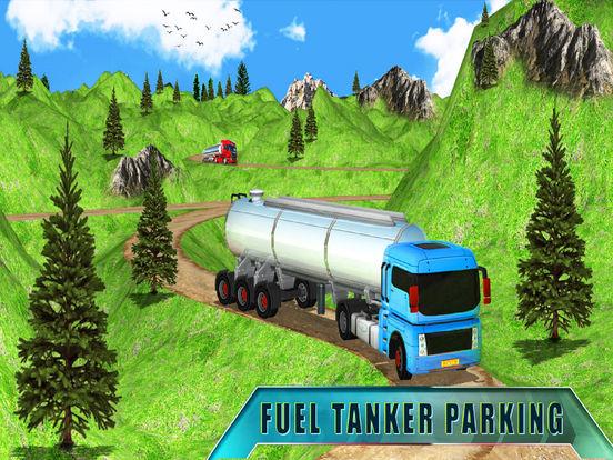 Mountain Cargo Adventure : Oil Delievery Transport screenshot 5