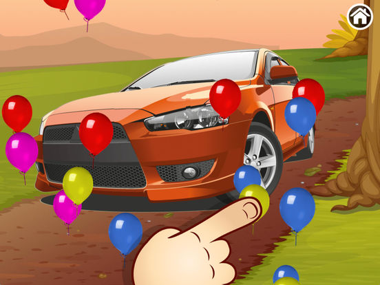 Car Puzzle for kids & toddlers screenshot 6