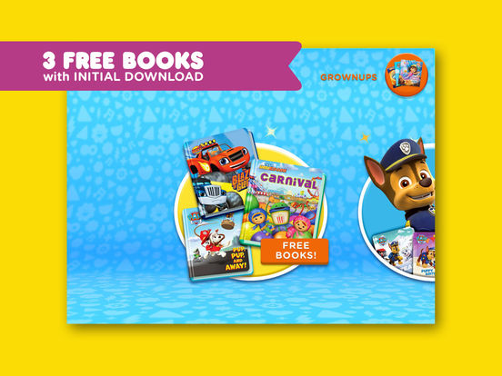 Nick Jr. Books – Read Interactive eBooks for Kids screenshot 6