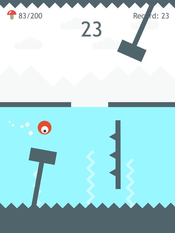 Hop Hop Hop Underwater screenshot 8