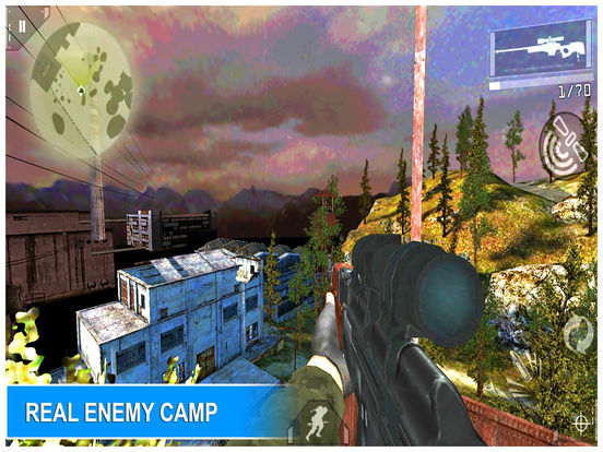Contract Commando Shooter : Sniper Kill-er Action screenshot 5