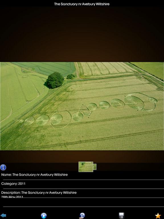 UFO Crop Signs Info! screenshot 8