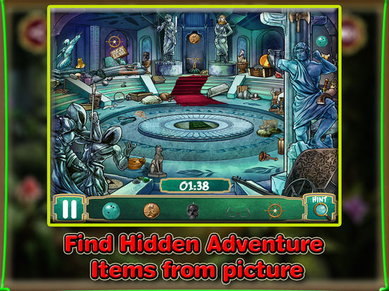 Adventure Park  Hidden Object screenshot 8