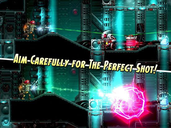 SteamWorld Heist screenshot 9