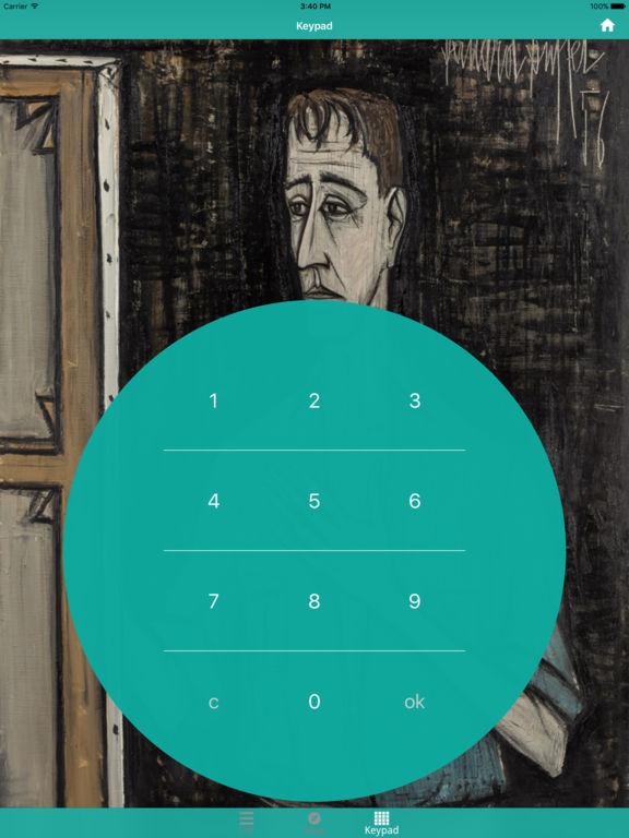 MAM Paris - Bernard Buffet Exhibition screenshot 8