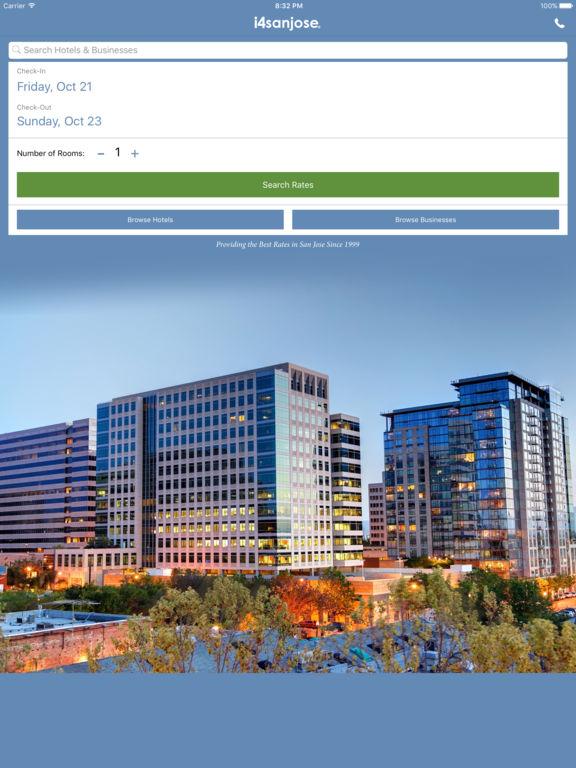 i4sanjose - San Jose Hotels & Yellow Pages screenshot 6
