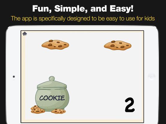 Numbers for Kids - Preschool Counting Games screenshot 7