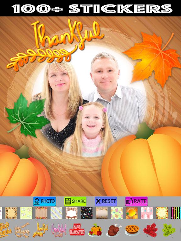 Thanksgiving Greeting Cards screenshot 7