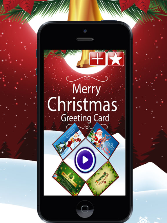 Merry Christmas & Happy Near Greeting Cards screenshot 4
