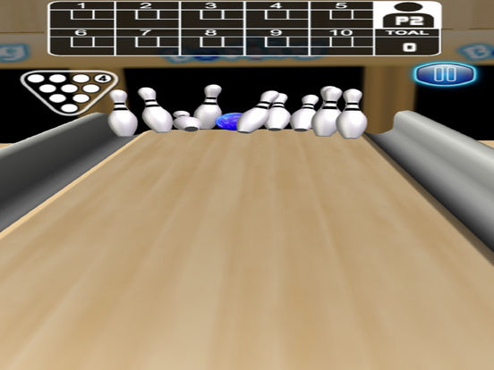 3D Bowling Challenge : A new Sports Game 2016 screenshot 6