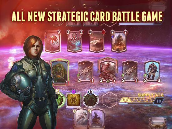 Star Crusade™ CCG screenshot 6