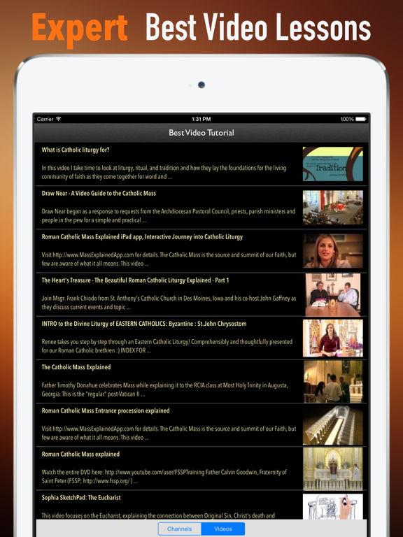 Catholic Liturgy Guide:The Spirit of the Liturgy screenshot 8