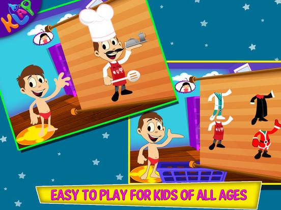 Dress Me Up - Designer Kids Pro screenshot 8