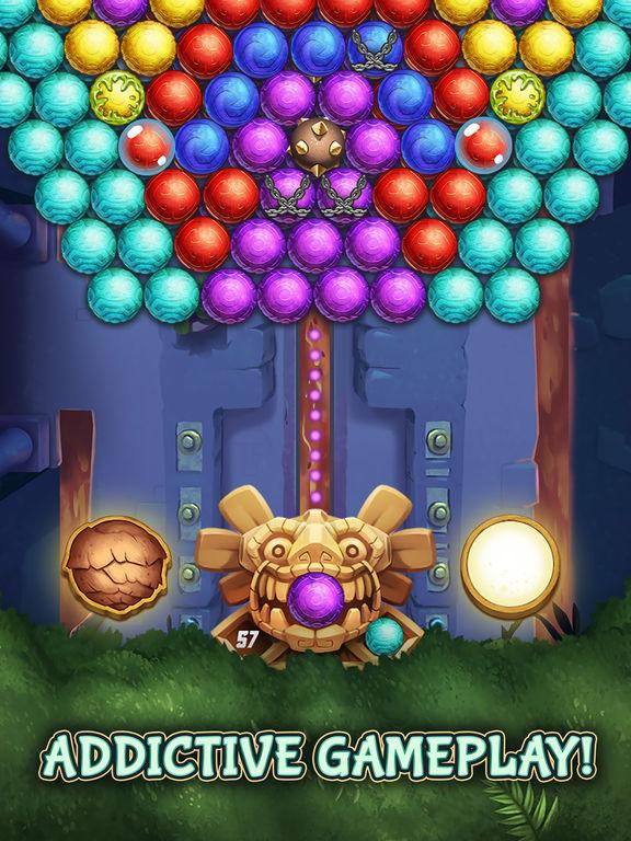 Bubble Shooter Maya screenshot 10
