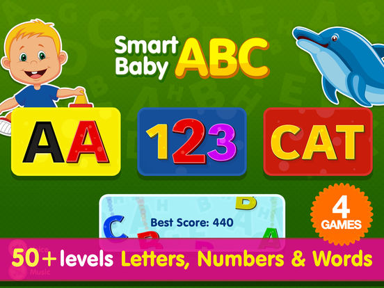 Smart Baby ABC Games: Toddler Kids Learning Apps screenshot 6