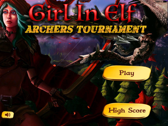 A Girl In Elf Archers Tournament - Best Bow and Arrow Skill Shooting Games screenshot 6