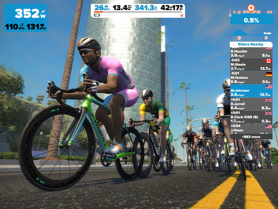 Zwift: Ride and Run screenshot 6