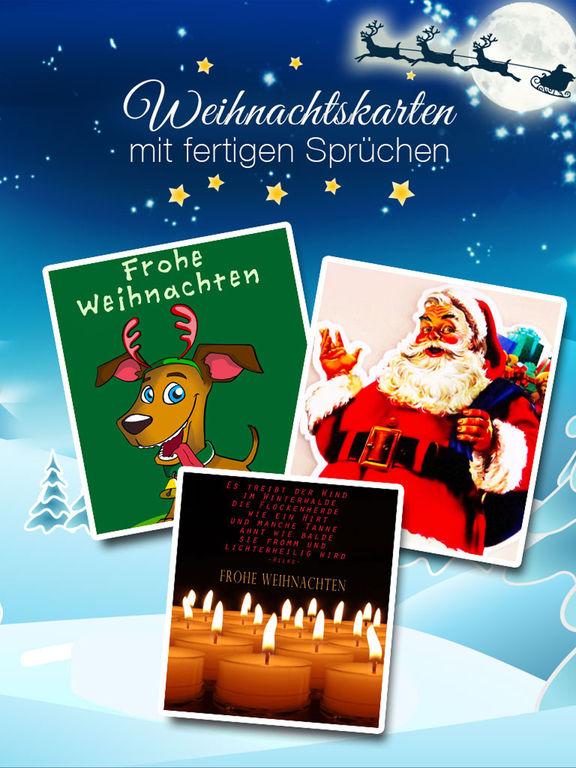 Weihnachtskarten - Weihnachtsgrüße verschicken screenshot 5