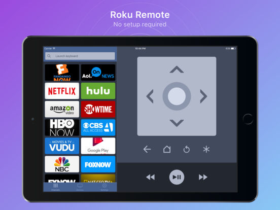 Roku TV Remote Control: RoByte screenshot 5