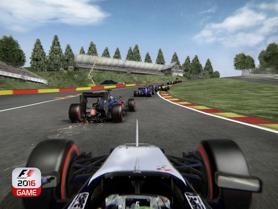 F1 2016 screenshot 10