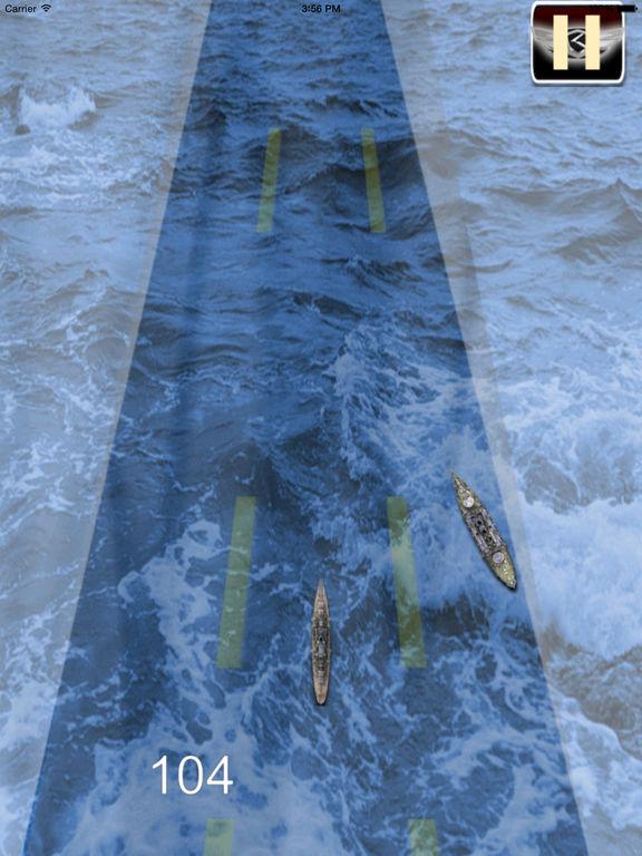 Battleship Voyage Pro - Fleet Battle a Sea game! Fast-paced naval warfare! screenshot 9