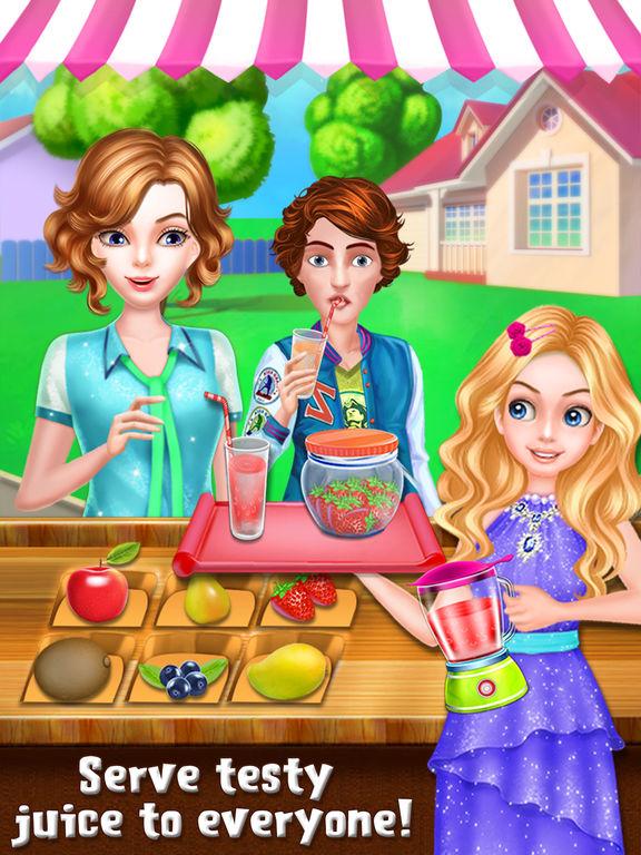 Street Food Maker For Kids screenshot 7