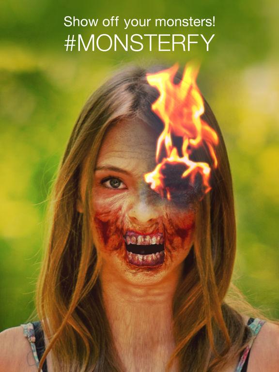 Monsterfy - Monster Face App screenshot 10