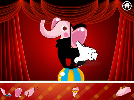 Circus puzzle for preschoolers (Premium) screenshot 8