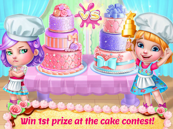 Real Cake Maker 3D Bakery screenshot 9