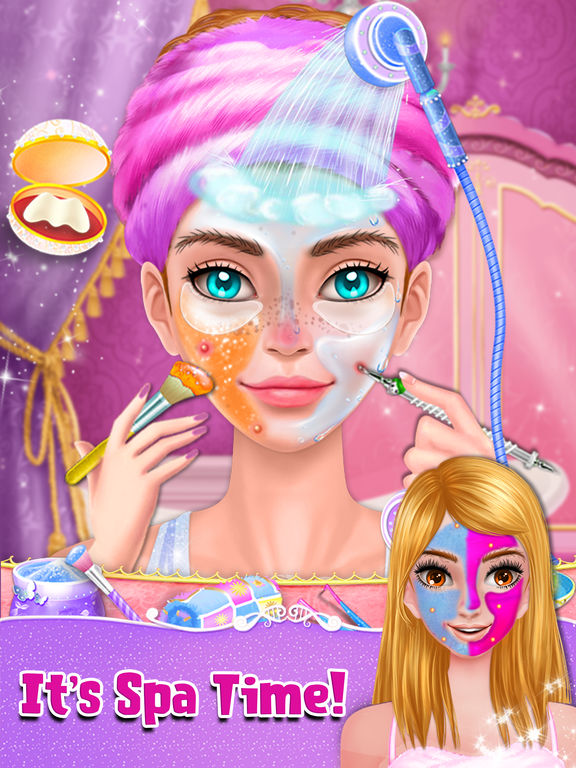Royal Girl Makeup Salon screenshot 7