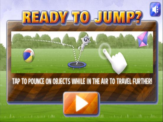 Extreme Kitten Bounce screenshot 8