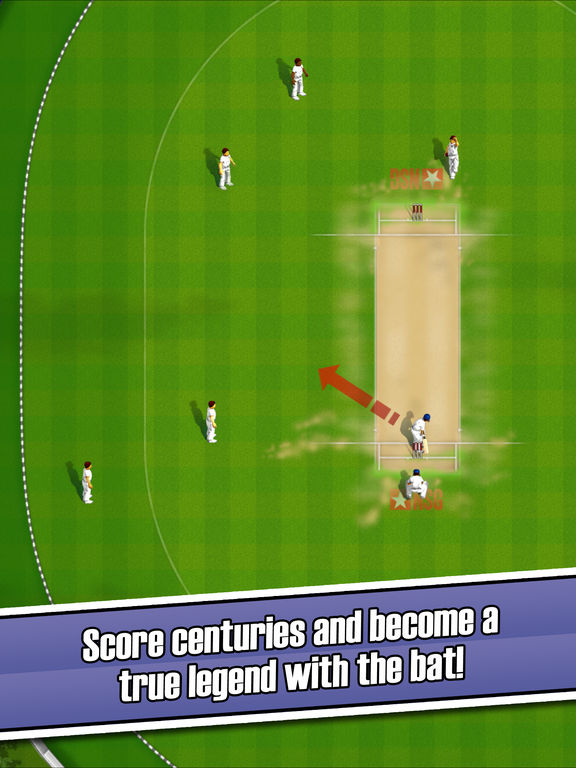 New Star Cricket screenshot 7