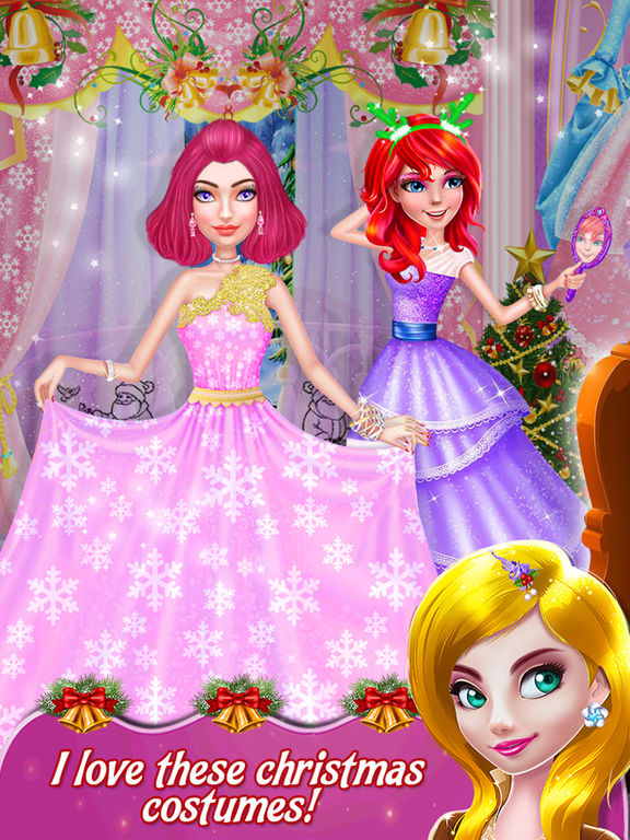 Christmas Prom Girl Makeover screenshot 9