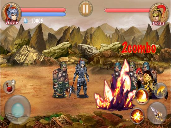 Action-Blade Of Dragon Hunter Pro screenshot 7