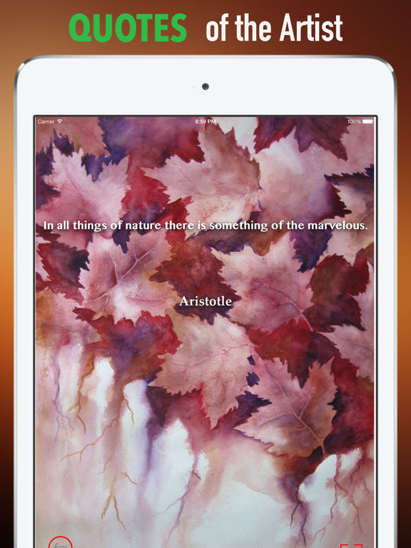 Autumn Leaf Wallpapers HD: Quotes Backgrounds with Art Pictures screenshot 9