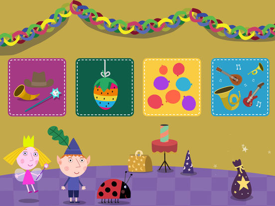Ben and Holly: Party screenshot 7