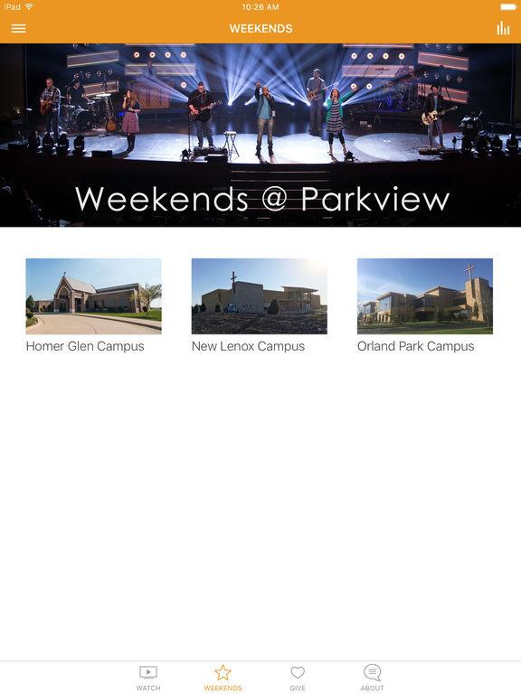 Parkview Christian Church - IL screenshot 5
