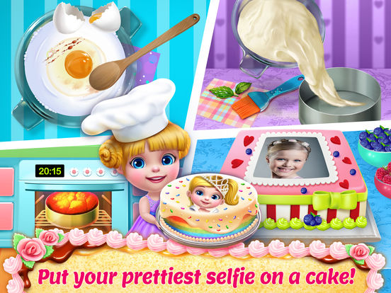 Real Cake Maker 3D Bakery screenshot 7