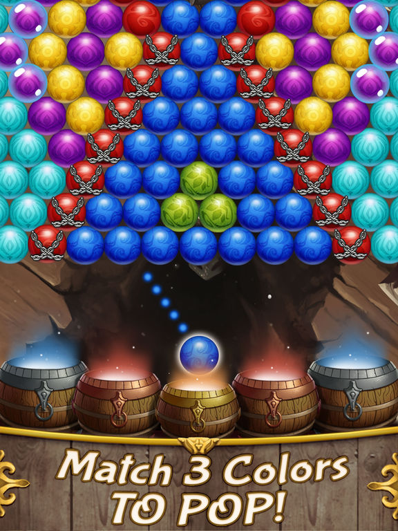 Bubble Shooter Dragon screenshot 10