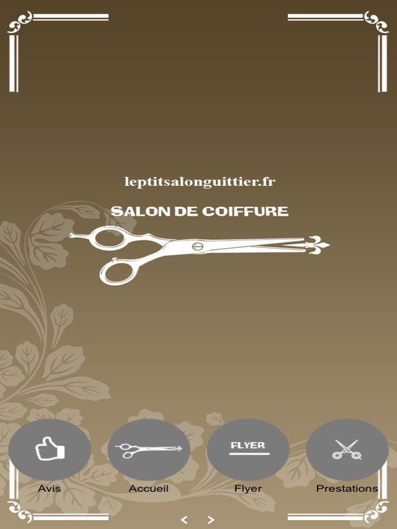 Le P Tit Salon Guittier Apps 148apps