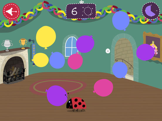 Ben and Holly: Party screenshot 9