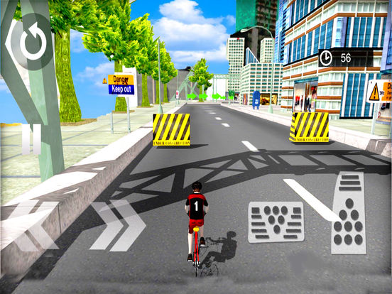 Bicycle Riding Racer : A new free Sport-s Game screenshot 5