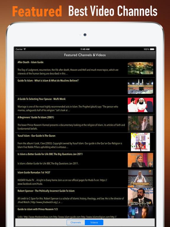 Islam Glossary: Cheatsheet with Study Guide screenshot 8